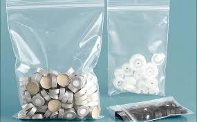 انواع پلاستیک برای بسته بندی مواد غذایی